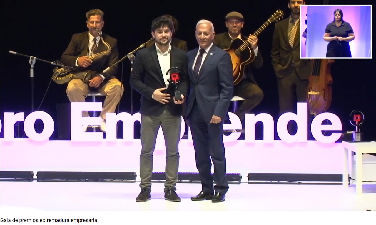 Premios Extremadura Empresarial